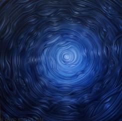 """""""Soultrip I"""", Acryl on Canvas"""