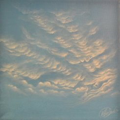Kleines Wolkenbild,Acryl on Canvas