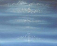 """""""Fata Morgana"""", Acryl on Canvas"""