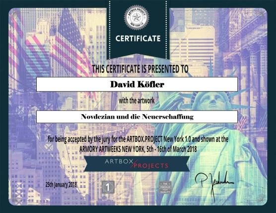 Zertifikatt